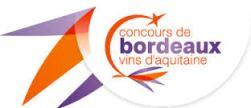 Concours des vins de Bordeaux logo