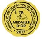 médaille macon 2017